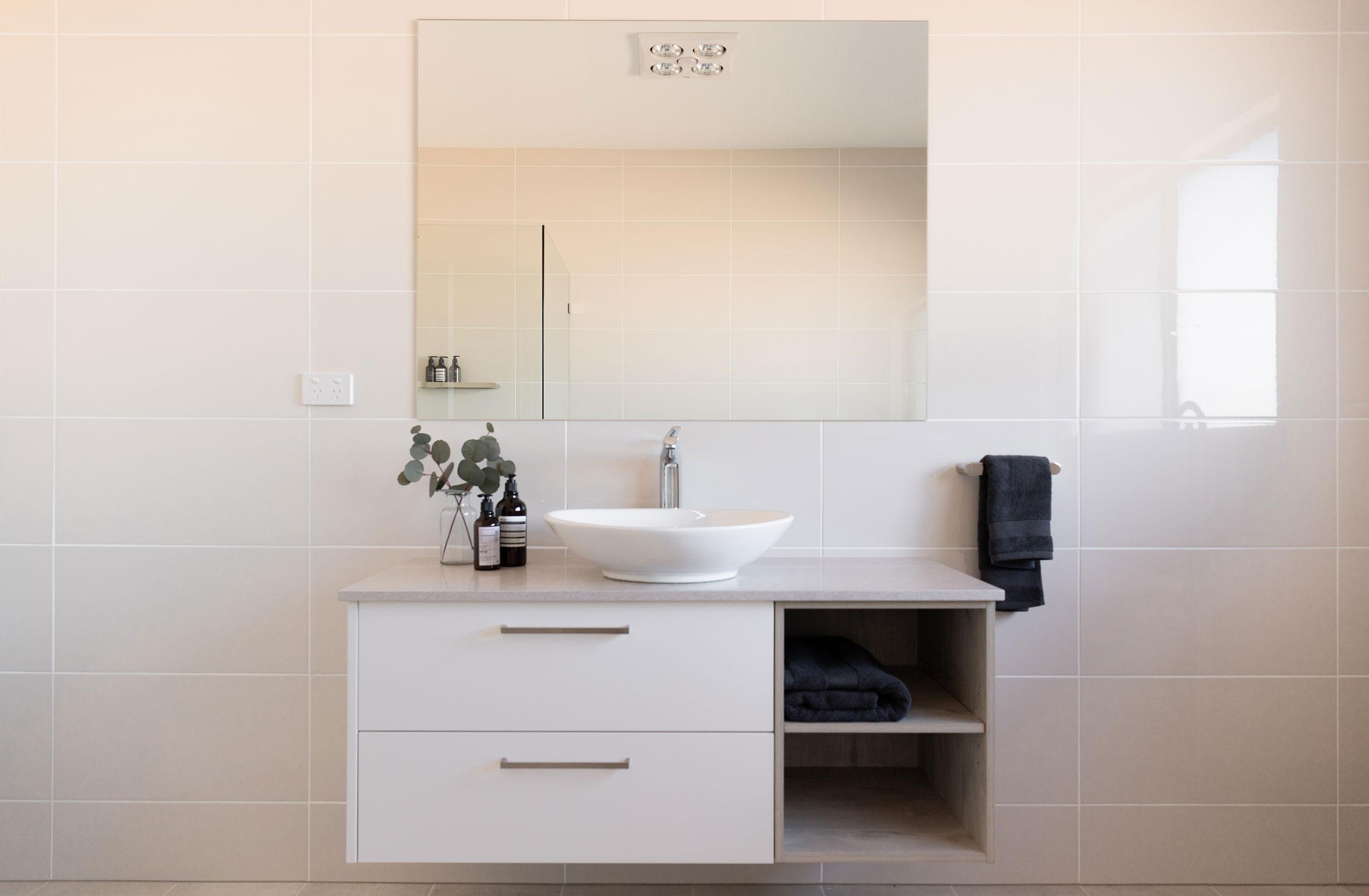 Carrera Built Bathroom