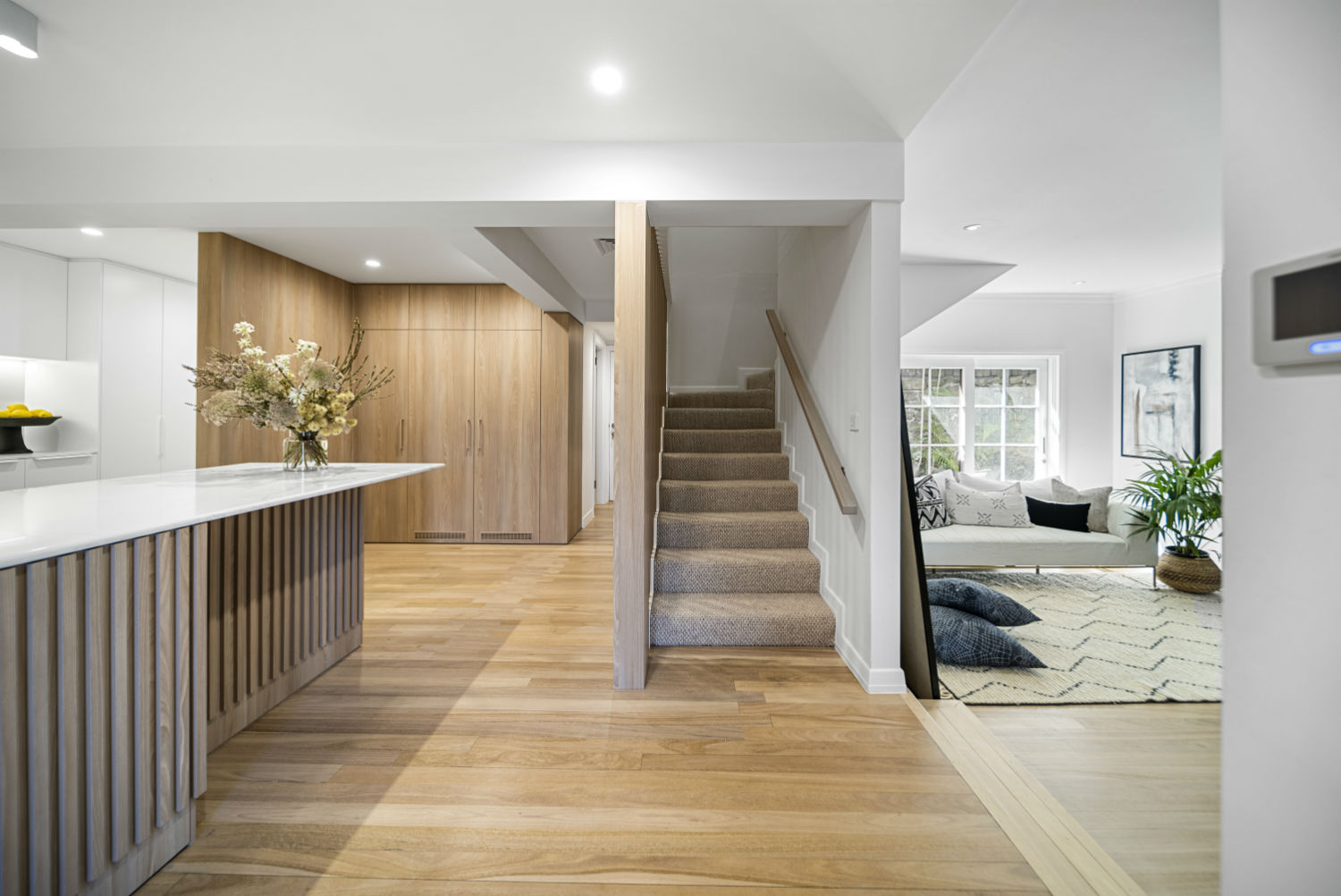 Renovation - Stairs